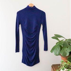 Express Turtleneck Sweater Dress